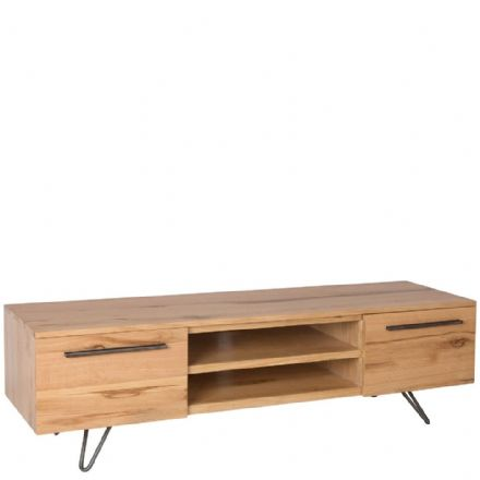 Battersea Oak TV Unit